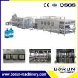 600bph planta de engarrafamento da máquina de enchimento da água de 5 galões (QGF-600)