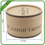 Пояса картона способа коробки круглого бумажного упаковывая