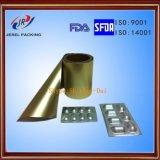 泡パッケージのための薬剤Opa/Alu/PVC