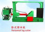 Cortador barato y divisor de madera del registro hechos en China