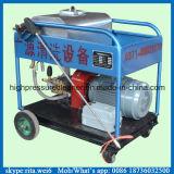 De industriële Schonere Machine van het Water van de Hoge druk 300bar van de Oppervlakte Schonere