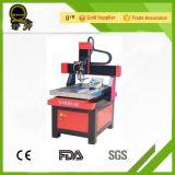 Ql-6060 Metallform, die Maschine kupferne Aluminiummessing CNC-Gravierfräsmaschine herstellt