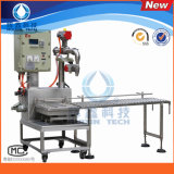 Einzelnes Head Anti-Explosion Automatic Liquid Filling Machine mit Conveyor