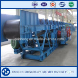 Charbon, Mine, Grain, Power Plant Belt Conveyor System / Convoyeur Machines