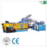 Presse hydraulique de câblage cuivre de rebut avec du CE