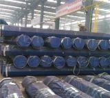 Tubo de acero inconsútil del carbón de la exportación de la exportación