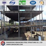 De multi Structuur van het Frame van het Staal van de Vloer voor het Platform van het Metaal