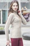 Suéter de la cachemira de la manera de las señoras (1500002038)