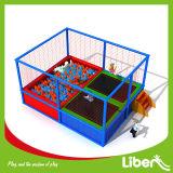Mini trampolino di Liben con il pozzo della gomma piuma per i capretti