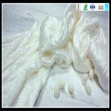 4A自然な絹の純粋なクワの未加工絹
