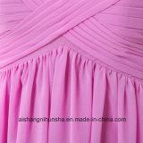 Bridesmaid одевает lhbim a женщин - линию шифоновые платья