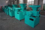 枕形の石炭球の煉炭の出版物機械