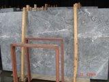 Galettes argentées de marbre de vison de Hotsale