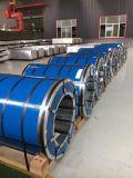 Il colore ha ricoperto la bobina d'acciaio PPGI del rivestimento dello Zn per il soffitto della costruzione
