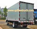 Отклонять теперь! FAW 3tons Refrigerated Truck