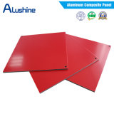 PE Coated ASP Sheet/Sandwich Panel di 4mm