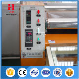 Machine de transfert thermique de vêtement de rouleau de textile