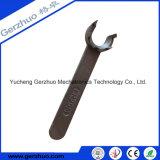 M печатает гаечный ключа на машинке инструмента CNC высокого качества Er