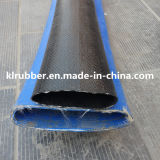 Tubo flessibile ad alta pressione di scarico dell'acqua del PVC Layflat