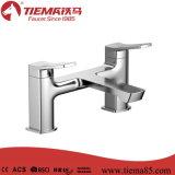 Robinet jumeau de salle de bains monté par plate-forme de série d'Eurosmart (TMK41303A)