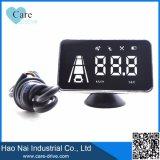 Sistema de alarma anticolisión de la salida del carril con la alarma amonestadora de la velocidad para el coche