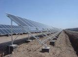 De stapel-grond zet het Systeem van de Steun van de Zonne-energie op