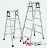 Aluminum de faible puissance Ladder pour des travaux quotidiens