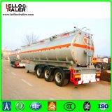 Tri-Wellen 52000 Liter Schmieröltank-LKW-Schlussteil-Kraftstofftank-halb Schlussteil-