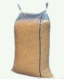 La Chine a fait le sac tissé par plastique de graine avec l'impression colorée