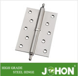"""جهاز فولاذ أو حديد [دوور هينج] (5 """" [إكس3] """")"""
