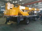 الصين بناء آلة [10تون] شاحنة [موبيل كرن] شاحنة مرفاع سعر