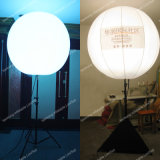 Горячее Sale Illumination Stand Balloon, СИД Lighting Ball с Bracket