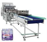 PE de Machine van de Verpakking van de Omslag van de Film voor Flessen