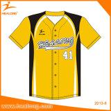 Qualsiasi insiemi del vestito della Jersey di baseball della squadra di formato di marchio
