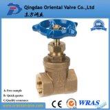 Válvulas de pressão Pn16 Válvula de porta de haste de latão