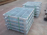 Steel galvanizado Floor Grating para Stairs Tread