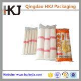 Tallarines de arroz automáticos que lían y empaquetadora líneas de pesaje y que lían de 8