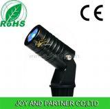 LED jardín luz 3W del punto RGB3in1 (JP83316)