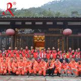 Juego impermeable de la lluvia de los bomberos para el rescate (QF-001)