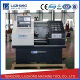 Preço da máquina do torno do CNC do sistema Benchtop de Ck6130 GSK mini