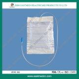 Wegwerfbeutel des urin-1500ml mit Ce&ISO genehmigt