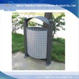 Usine produisant le tube perforé en métal avec la couverture