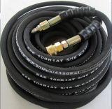 Tuyau à haute pression d'huile hydraulique de câble