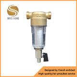 Filtro pré-água de bronze Cw617n