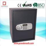 Cofre forte da eletrônica com indicador do LCD para o aço contínuo do escritório (G-50EL)