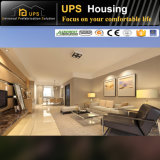 Edificio rápido de la casa prefabricada durable de la fibra de vidrio movible y suelo de Douuble