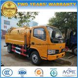 판매를 위한 새로운 디자인 3000L 하수 오물 흡입 트럭 물 탱크 트럭