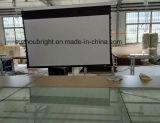 Wand-Montierungs-Projektor-Bildschirm-Ausgangskino-Projektions-Bildschirm