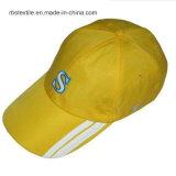el precio bajo 100%Cotton calificó el deporte Hat&Cap de los 6 paneles