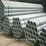 円形の熱い浸された電流を通された鋼鉄Pipes&Tubes